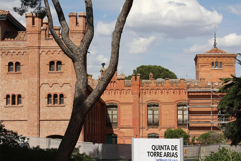 Torre Arias Plan