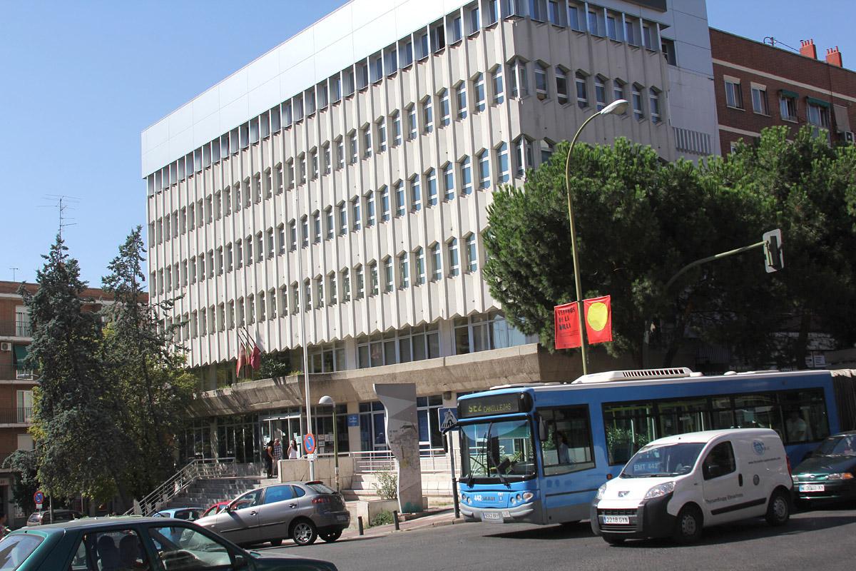 Canillejas Cruce Alcalá