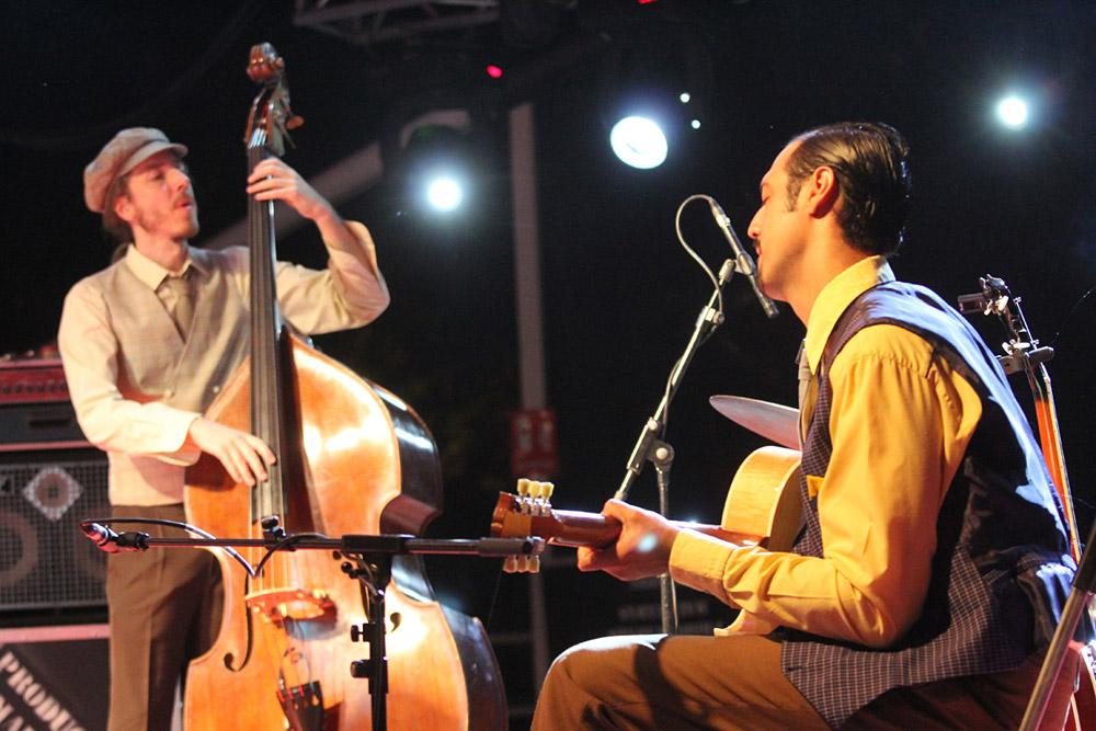 San Jazz llenó el auditorio en las noches de San Juan - O'Sister