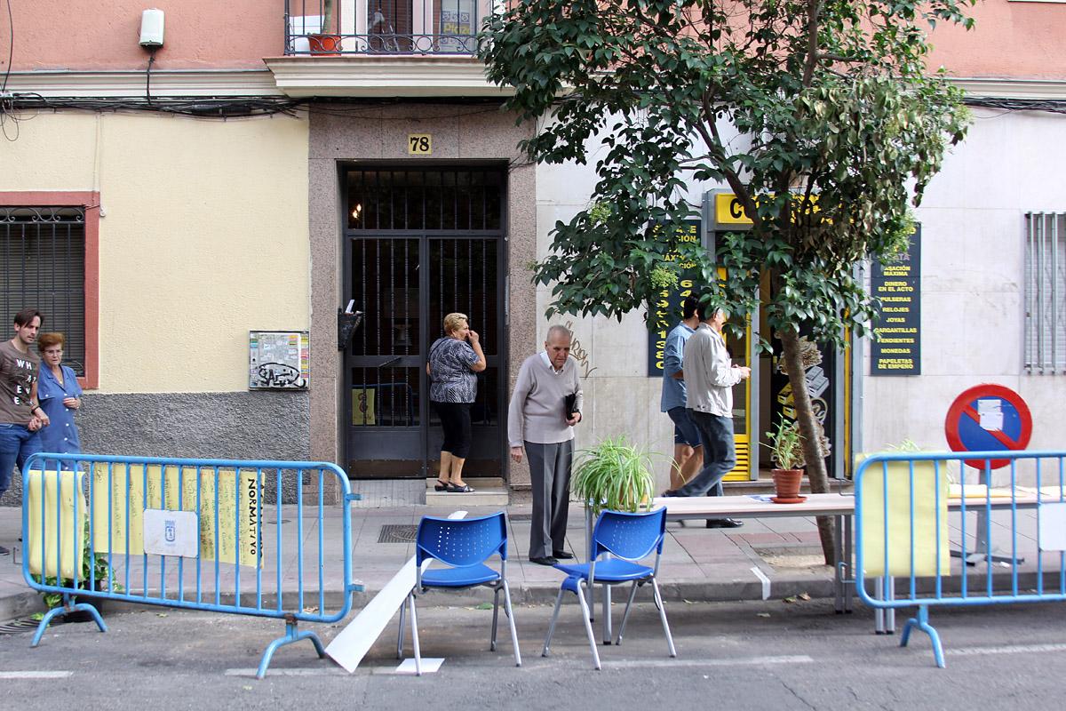Parking day Boltaña