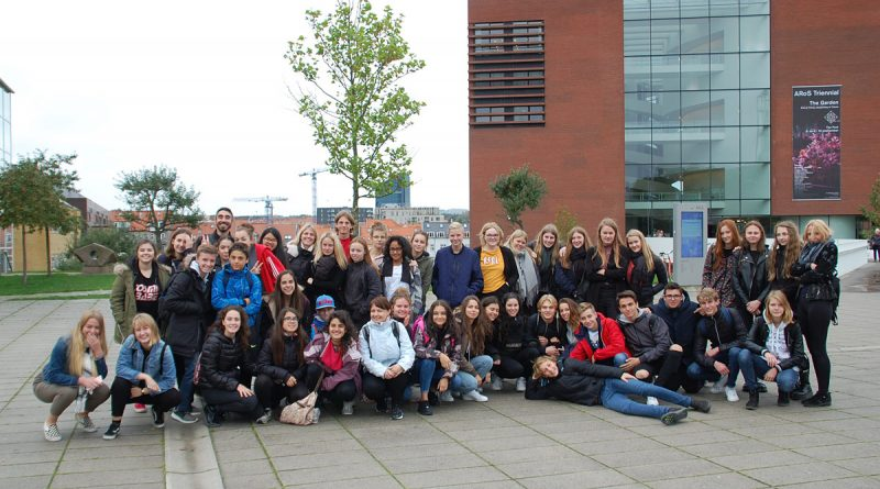 Los Erasmus del IES Gómez Moreno visitan Dinamarca