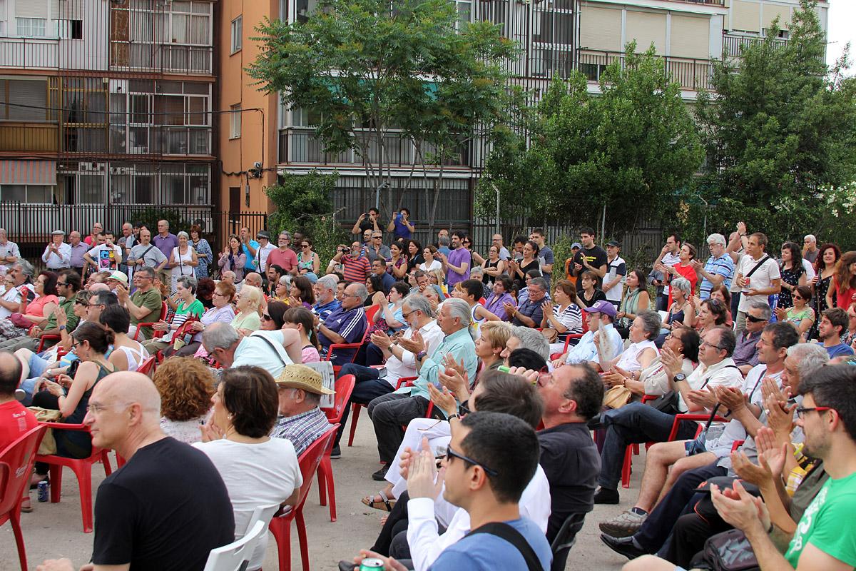 El Círculo de Podemos de San Blas-Canillejas