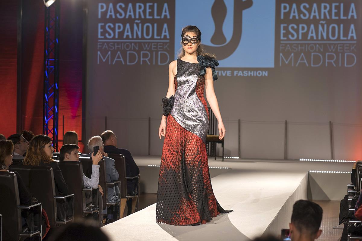 'Imaginative Fashion' triunfa en la Semana de la Moda Española