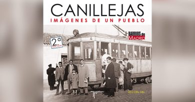 La segunda edición de Canillejas, imágenes de un pueblo