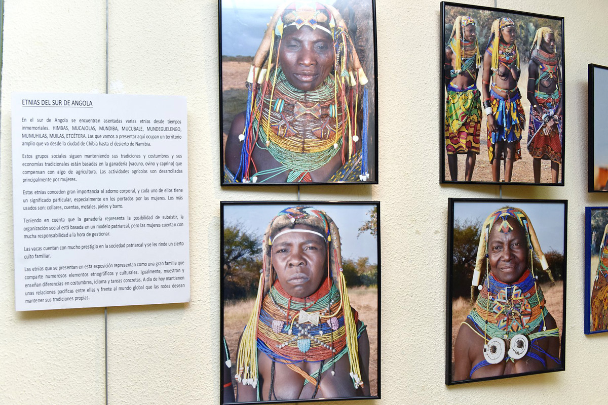 Etnias sur de Angola Juan Jose Pastor