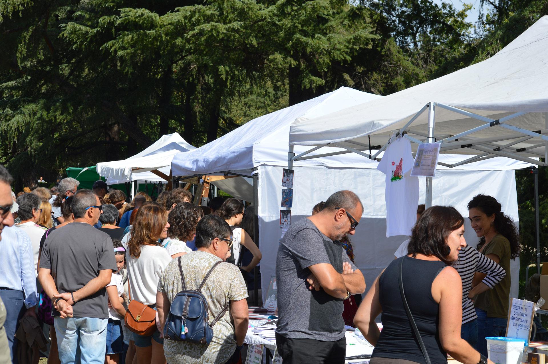Feria de la cosecha de Torre Arias