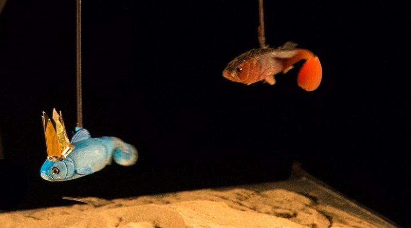 el Espacio Abierto de la Quinta de los Molinos exhibirá En el vientre de la ballena