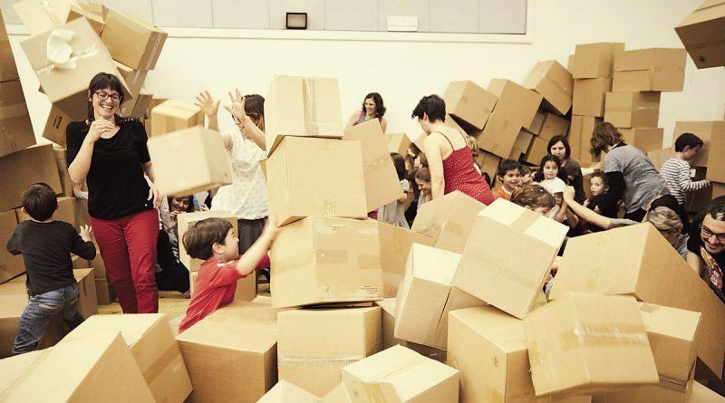 Un mundo de carton