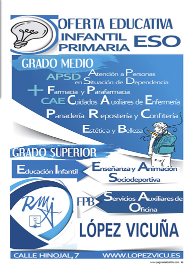 COLE LOPEZ VICUÑA WEB