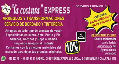 COSTURA EXPRESS WEB