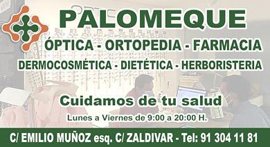 PALOMEQUE WEB