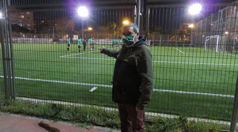 canillejas club de futbol por la integracion