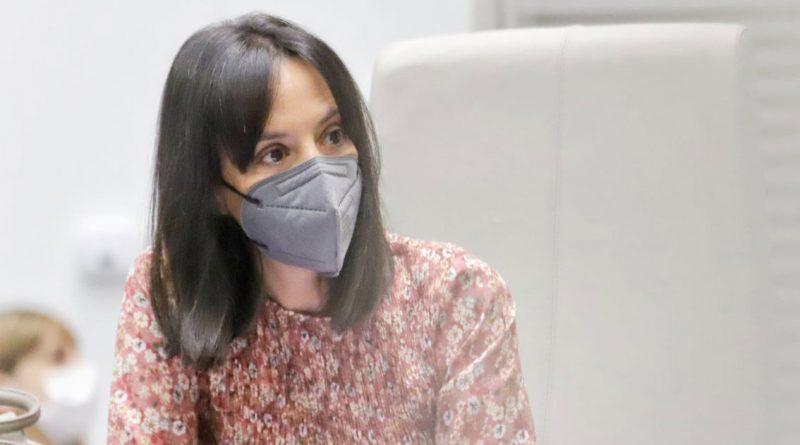 Mercedes Gonzalez delegada del gobierno en Madrid