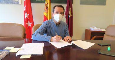 Martin Casariego concejal president